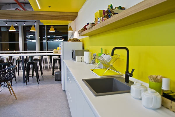 we helped lots of vancouver offices clean their kitchen spaces